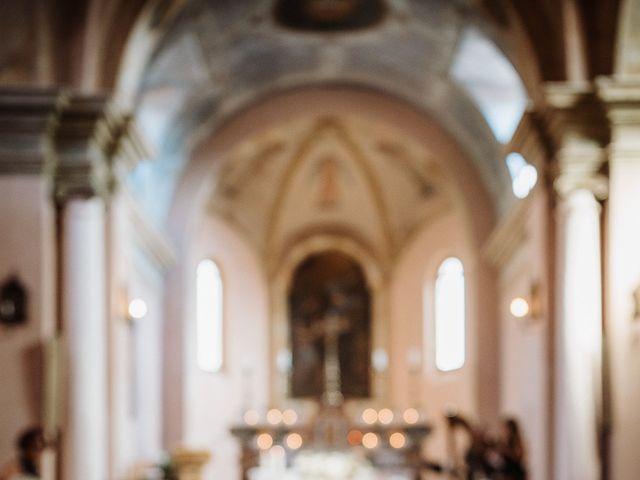 Il matrimonio di Lorenzo e Isabella a Gradara, Pesaro - Urbino 23