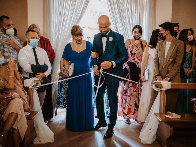 Il matrimonio di Lorenzo e Isabella a Gradara, Pesaro - Urbino 25