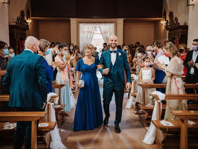 Il matrimonio di Lorenzo e Isabella a Gradara, Pesaro - Urbino 26