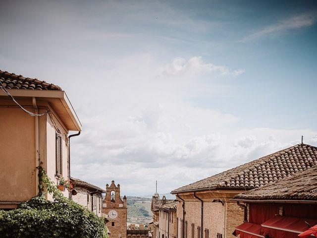 Il matrimonio di Lorenzo e Isabella a Gradara, Pesaro - Urbino 27