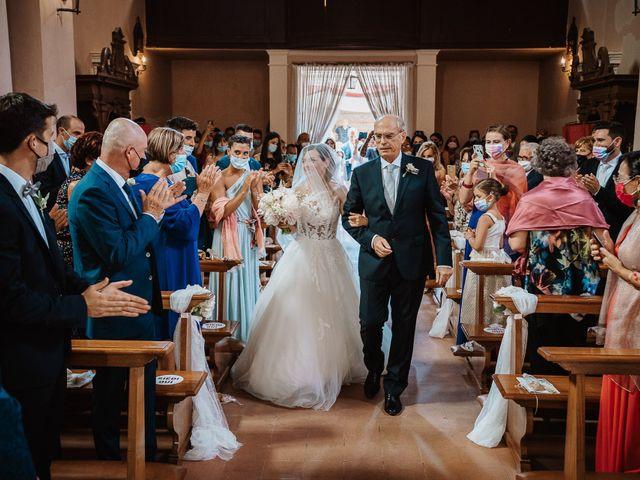 Il matrimonio di Lorenzo e Isabella a Gradara, Pesaro - Urbino 30