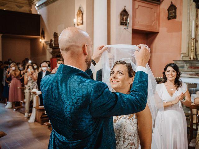 Il matrimonio di Lorenzo e Isabella a Gradara, Pesaro - Urbino 31