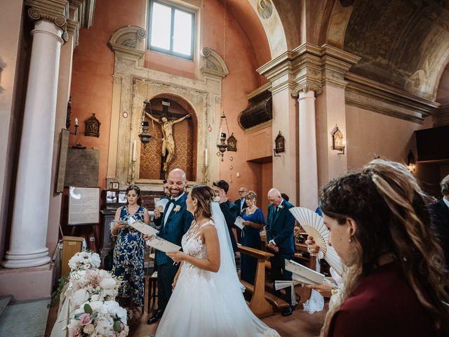 Il matrimonio di Lorenzo e Isabella a Gradara, Pesaro - Urbino 36
