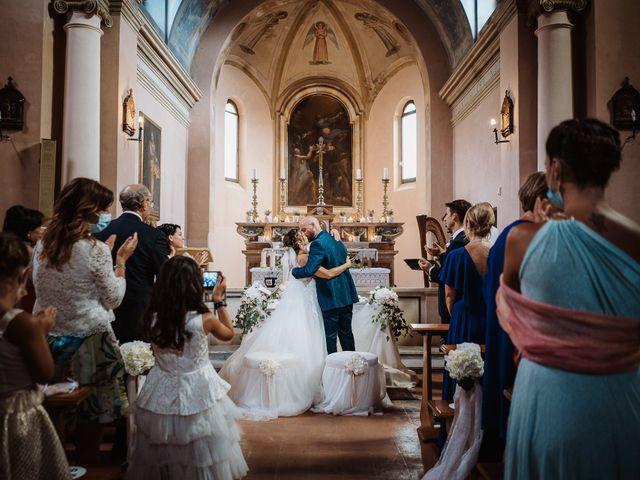 Il matrimonio di Lorenzo e Isabella a Gradara, Pesaro - Urbino 38