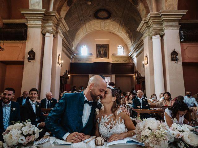 Il matrimonio di Lorenzo e Isabella a Gradara, Pesaro - Urbino 39