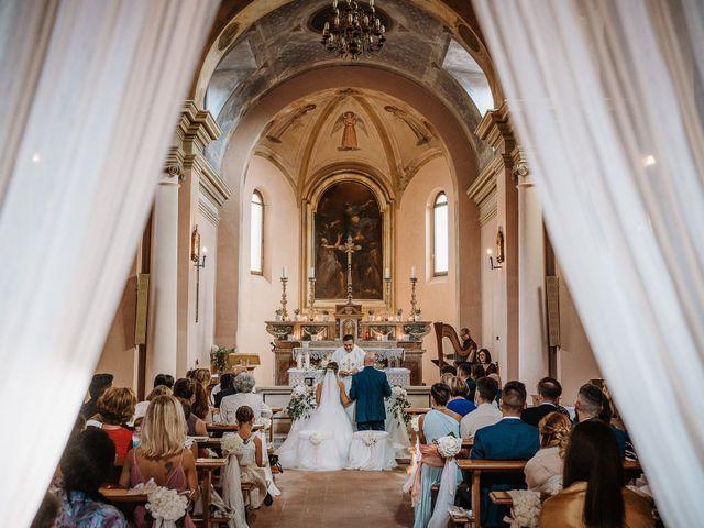 Il matrimonio di Lorenzo e Isabella a Gradara, Pesaro - Urbino 40