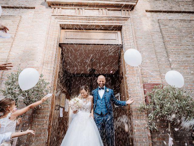 Il matrimonio di Lorenzo e Isabella a Gradara, Pesaro - Urbino 42