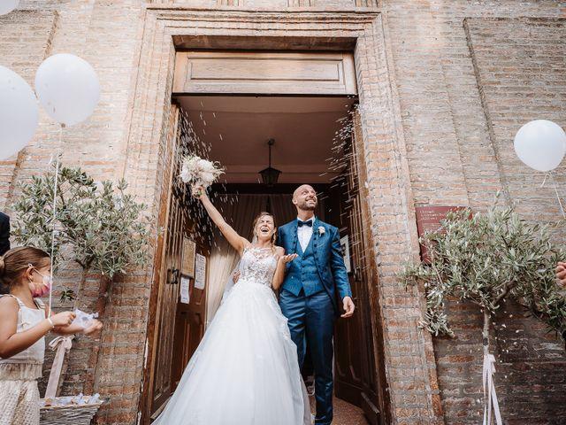 Il matrimonio di Lorenzo e Isabella a Gradara, Pesaro - Urbino 43