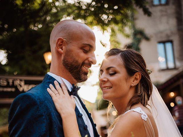 Il matrimonio di Lorenzo e Isabella a Gradara, Pesaro - Urbino 45