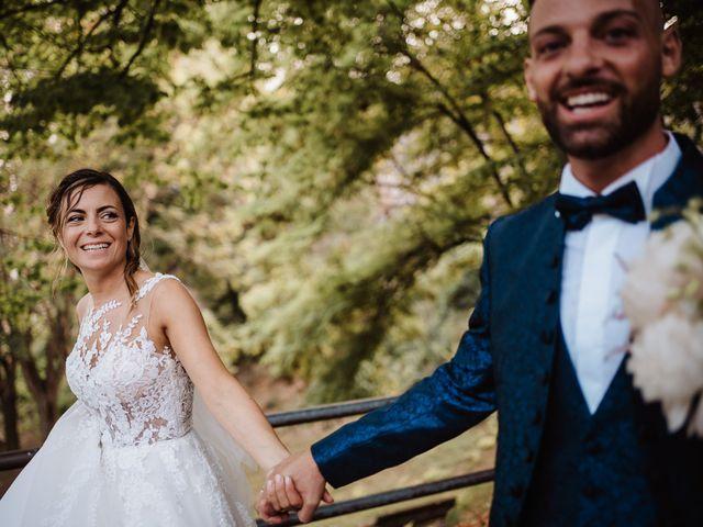 Il matrimonio di Lorenzo e Isabella a Gradara, Pesaro - Urbino 47