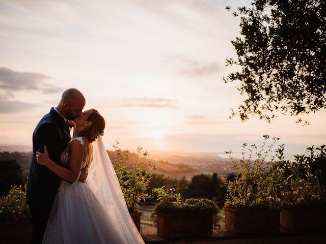 Il matrimonio di Lorenzo e Isabella a Gradara, Pesaro - Urbino 61