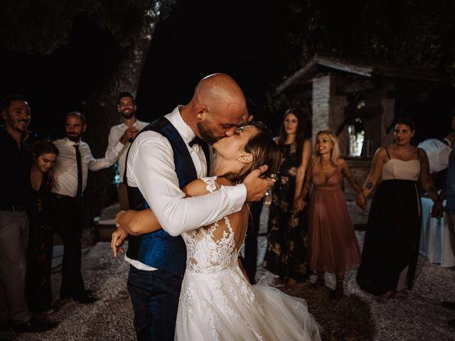 Il matrimonio di Lorenzo e Isabella a Gradara, Pesaro - Urbino 67