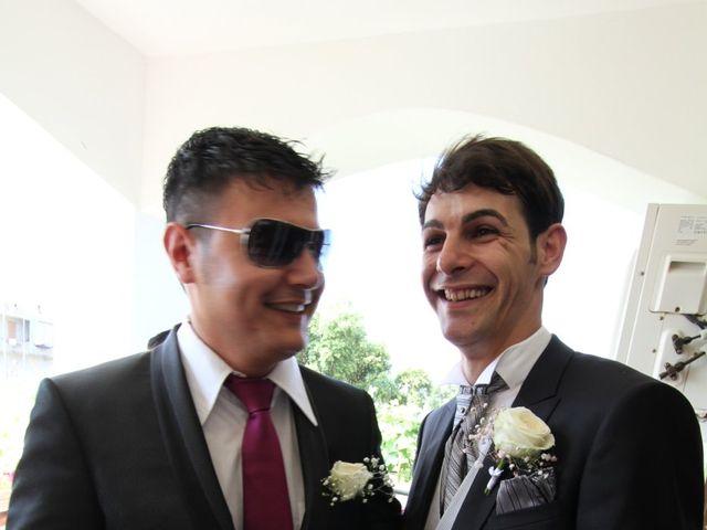 Il matrimonio di Mauro e Francesca a Belvedere  Marittimo, Cosenza 18