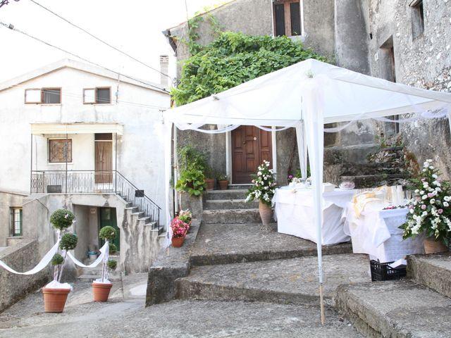 Il matrimonio di Mauro e Francesca a Belvedere  Marittimo, Cosenza 21