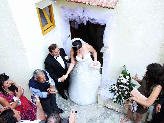 Il matrimonio di Mauro e Francesca a Belvedere  Marittimo, Cosenza 39