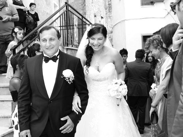 Il matrimonio di Mauro e Francesca a Belvedere  Marittimo, Cosenza 40