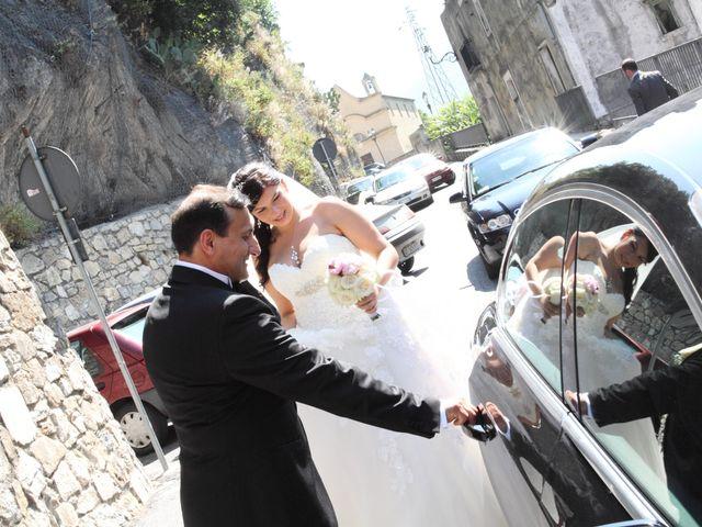 Il matrimonio di Mauro e Francesca a Belvedere  Marittimo, Cosenza 44