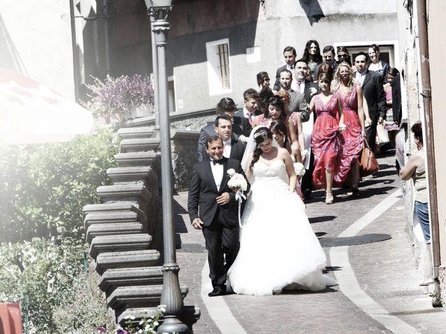 Il matrimonio di Mauro e Francesca a Belvedere  Marittimo, Cosenza 53