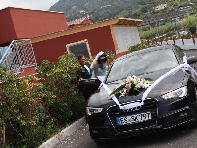 Il matrimonio di Mauro e Francesca a Belvedere  Marittimo, Cosenza 59