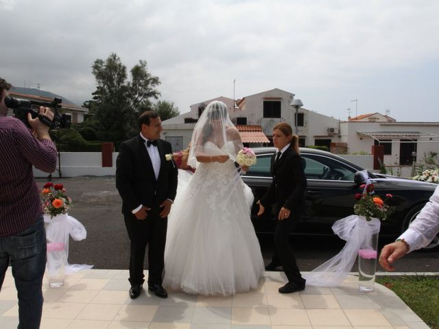 Il matrimonio di Mauro e Francesca a Belvedere  Marittimo, Cosenza 61
