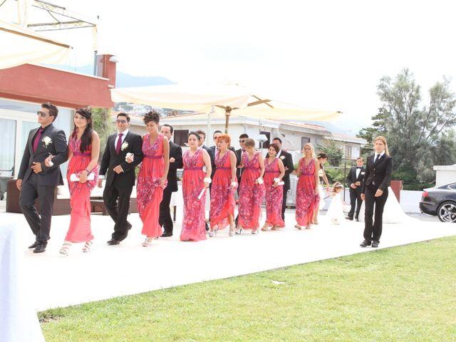 Il matrimonio di Mauro e Francesca a Belvedere  Marittimo, Cosenza 63