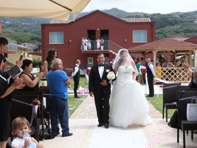 Il matrimonio di Mauro e Francesca a Belvedere  Marittimo, Cosenza 67