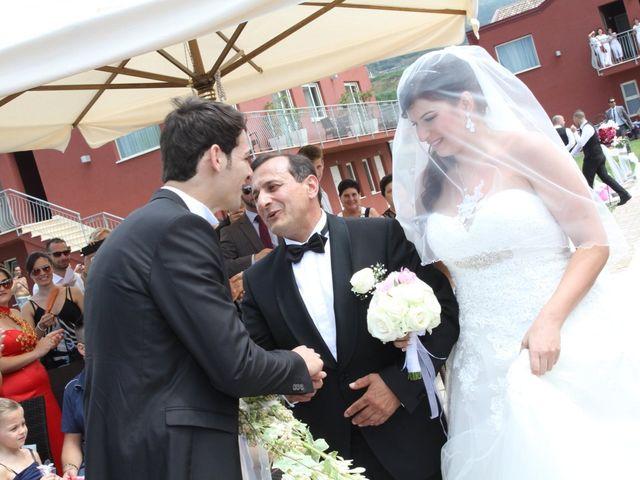 Il matrimonio di Mauro e Francesca a Belvedere  Marittimo, Cosenza 68