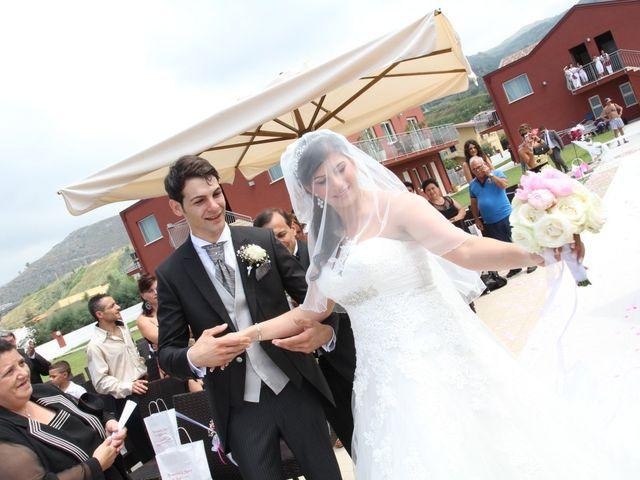 Il matrimonio di Mauro e Francesca a Belvedere  Marittimo, Cosenza 69