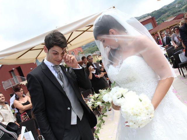Il matrimonio di Mauro e Francesca a Belvedere  Marittimo, Cosenza 70