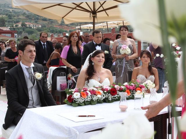 Il matrimonio di Mauro e Francesca a Belvedere  Marittimo, Cosenza 71