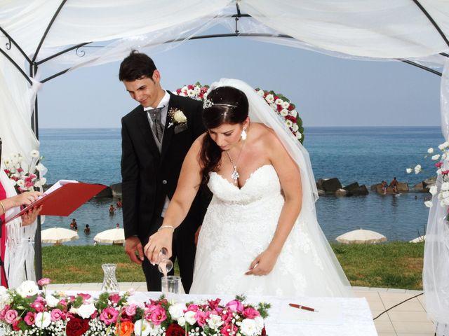 Il matrimonio di Mauro e Francesca a Belvedere  Marittimo, Cosenza 74