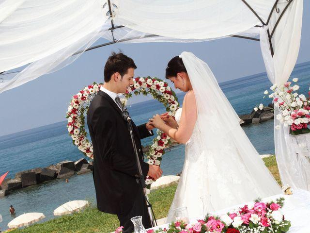 Il matrimonio di Mauro e Francesca a Belvedere  Marittimo, Cosenza 79