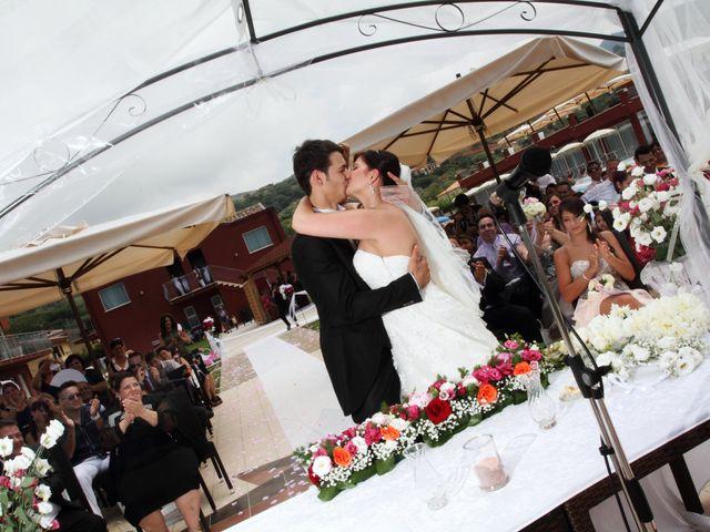 Il matrimonio di Mauro e Francesca a Belvedere  Marittimo, Cosenza 82