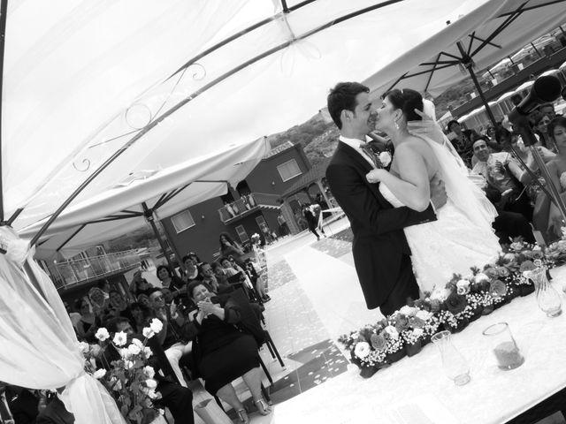 Il matrimonio di Mauro e Francesca a Belvedere  Marittimo, Cosenza 83