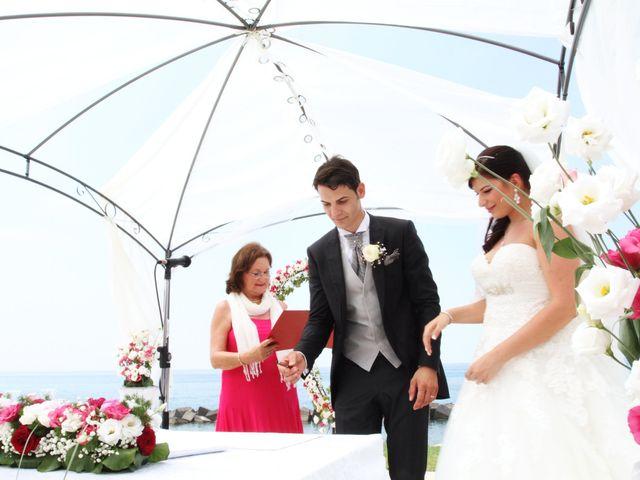 Il matrimonio di Mauro e Francesca a Belvedere  Marittimo, Cosenza 84