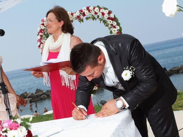 Il matrimonio di Mauro e Francesca a Belvedere  Marittimo, Cosenza 86