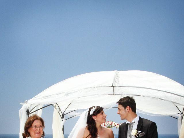 Il matrimonio di Mauro e Francesca a Belvedere  Marittimo, Cosenza 88