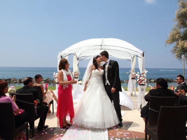 Il matrimonio di Mauro e Francesca a Belvedere  Marittimo, Cosenza 90