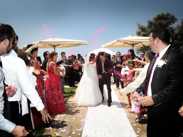 Il matrimonio di Mauro e Francesca a Belvedere  Marittimo, Cosenza 92