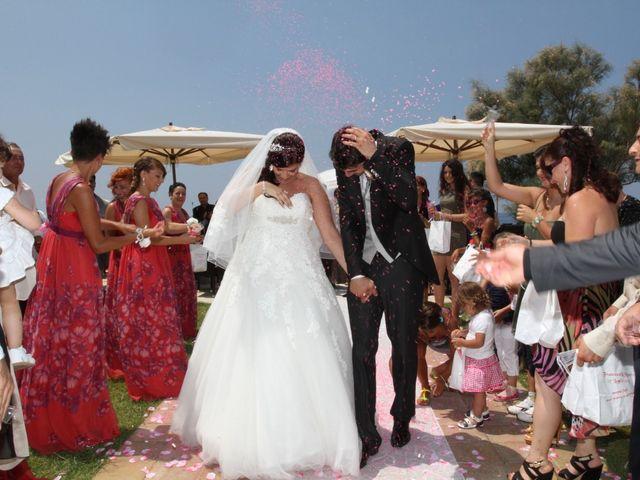 Il matrimonio di Mauro e Francesca a Belvedere  Marittimo, Cosenza 93