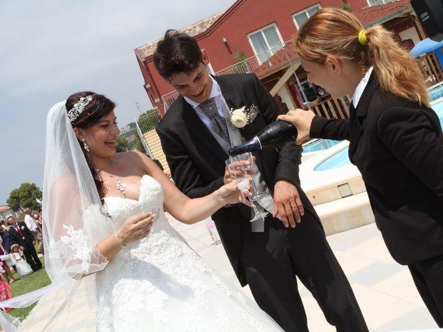 Il matrimonio di Mauro e Francesca a Belvedere  Marittimo, Cosenza 95