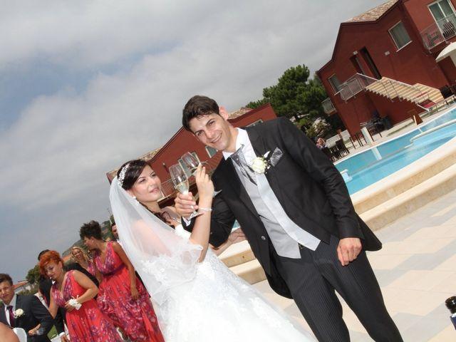 Il matrimonio di Mauro e Francesca a Belvedere  Marittimo, Cosenza 96