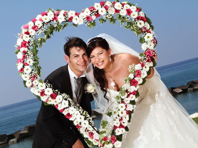 Il matrimonio di Mauro e Francesca a Belvedere  Marittimo, Cosenza 99