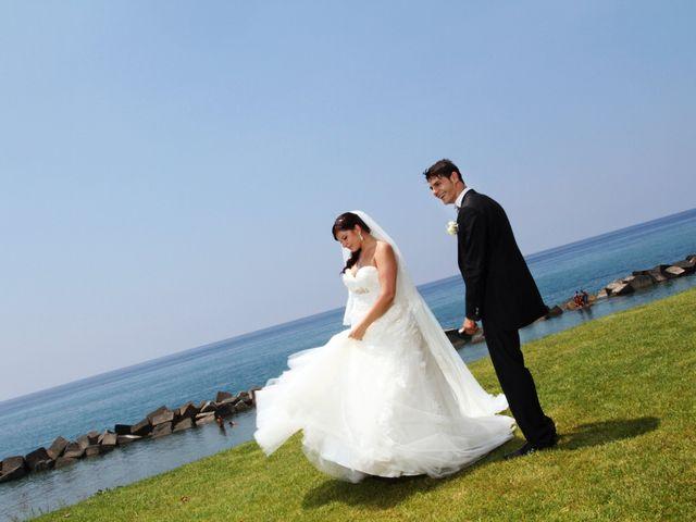 Il matrimonio di Mauro e Francesca a Belvedere  Marittimo, Cosenza 100