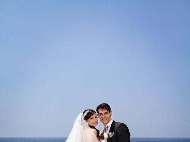 Il matrimonio di Mauro e Francesca a Belvedere  Marittimo, Cosenza 102