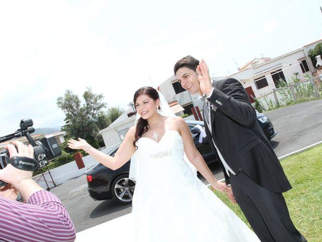 Il matrimonio di Mauro e Francesca a Belvedere  Marittimo, Cosenza 104