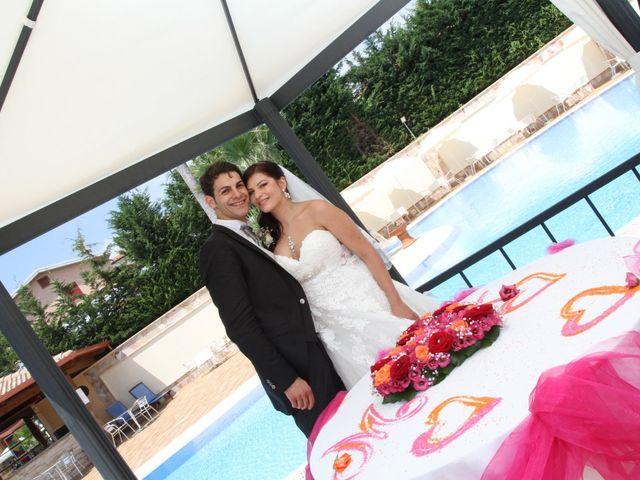 Il matrimonio di Mauro e Francesca a Belvedere  Marittimo, Cosenza 138