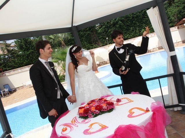 Il matrimonio di Mauro e Francesca a Belvedere  Marittimo, Cosenza 139