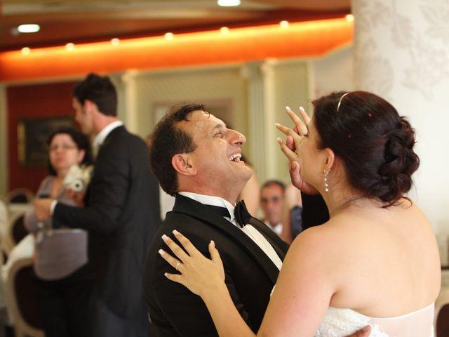 Il matrimonio di Mauro e Francesca a Belvedere  Marittimo, Cosenza 206