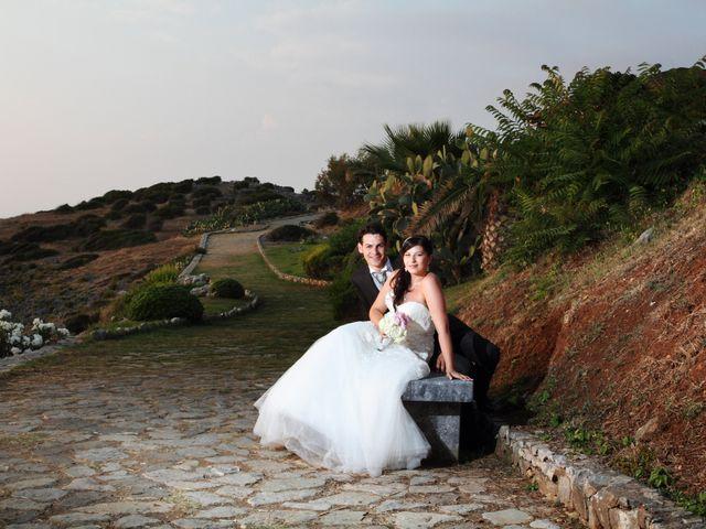 Il matrimonio di Mauro e Francesca a Belvedere  Marittimo, Cosenza 208